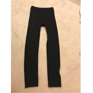 stretchy nylon tights